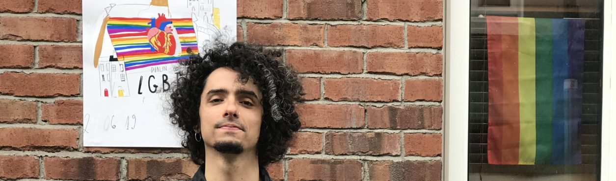 Artista de Recife abre exposição em Dublin
