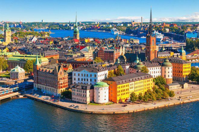 Suécia é o sexto melhor país do mundo para viver, com altos índices de acessibilidade. Crédito: Scanrail   Dreamstime