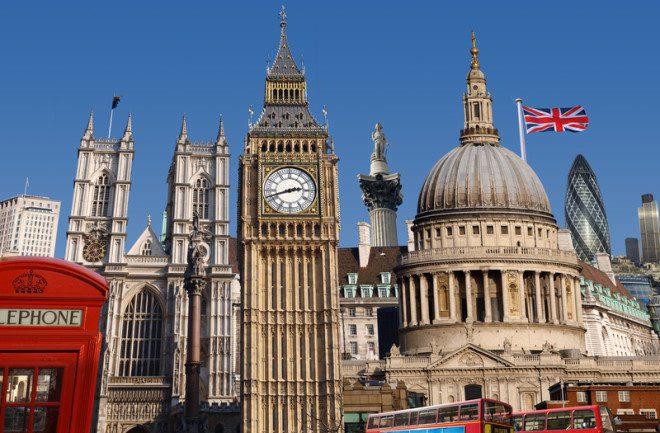 Importante centro financeiro mantêm Inglaterra do top de locais para se viver. © Robert Wisdom | Dreamstime.com