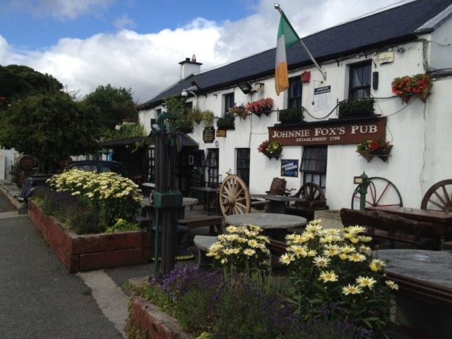 Jonnie Fox's é o pub mais alto da Irlanda. Foto: Lovin Dublin