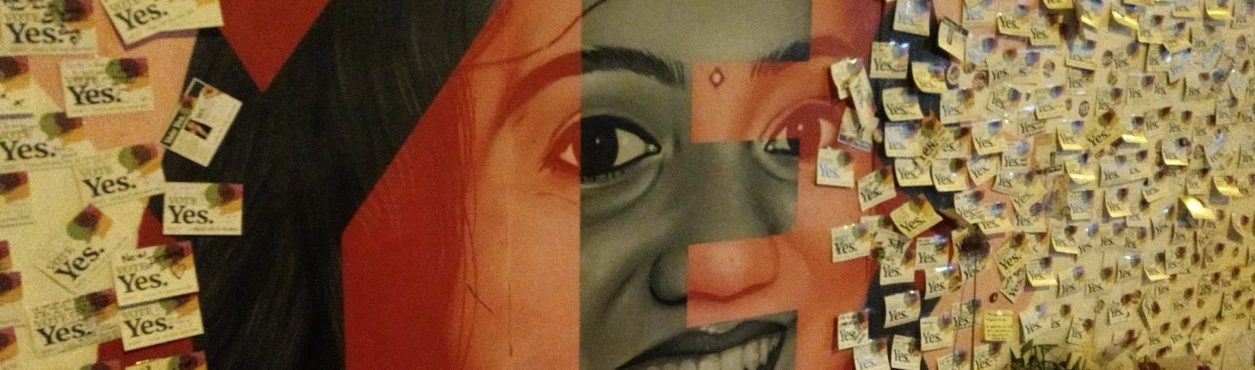 Você conhece a arte de rua de Dublin?