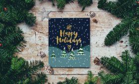 Menina encontra mensagem de prisioneiro em cartão de natal do Tesco