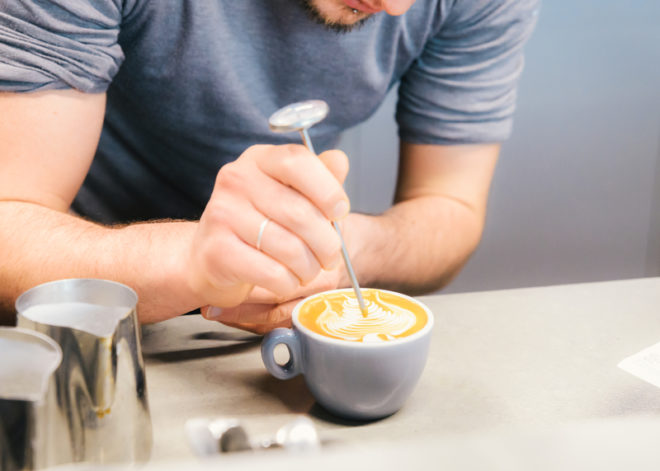 Um dos cursos mais concorridos é de barista.© Brasilnut|Dreamstime.com