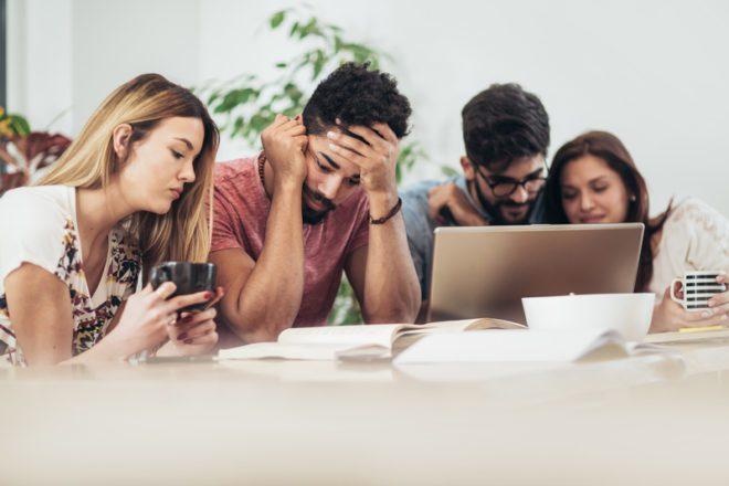 Universidade virtual oferece cursos com bons preços e promove a inclusão no ensino superior na Irlanda.© Jovanmandic | Dreamstime.com