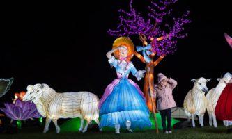 Zoo de Dublin realiza eventos noturnos até janeiro