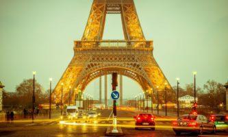 Greve geral na França atinge turistas em dezembro