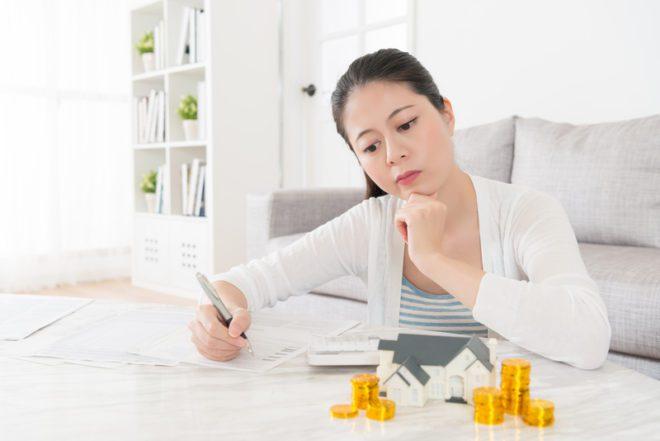 Hipoteca é um investimento a longo prazo.©Ronnie Wu|Dreamstime.com