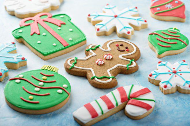 Natal na Rússia é puro açúcar.©Elena Veselova|Dreamstime.com