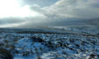 Irlanda acende alerta amarelo de neve neste sábado