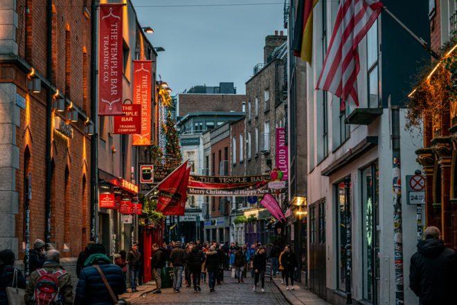 Viver na Irlanda exige planejamento e propósito.©Andres Conema|Dreamstime.com