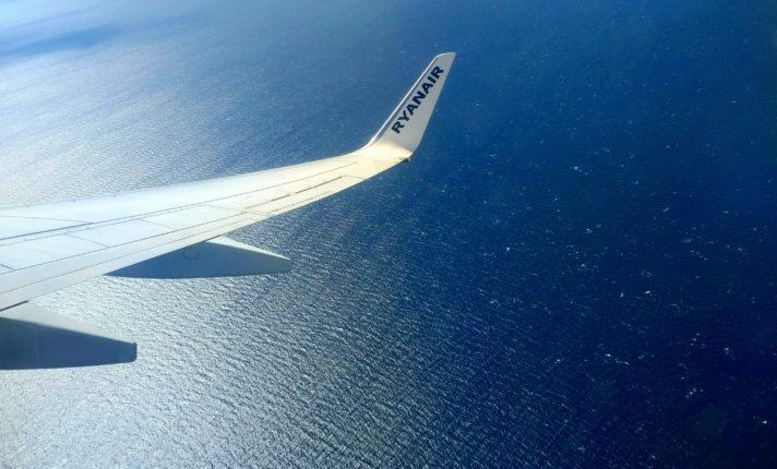 Ryanair lança nova leva de voos a 5 euros