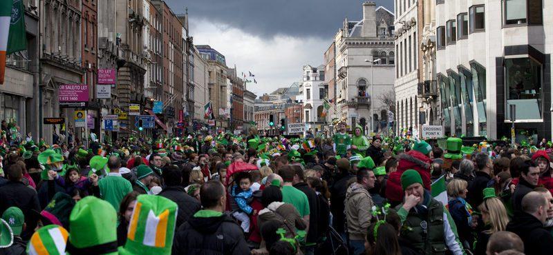 Dublin tem 427 turistas para cada 100 habitantes