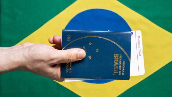 Existem diversos tipos de vistos possíveis para brasileiros na Irlanda. ©Júlio Riccó|Dreamstime.com