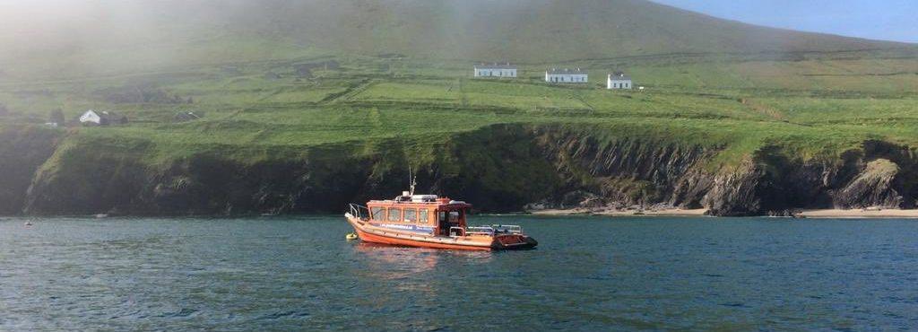 Que tal trabalhar em uma pequena ilha na Irlanda?