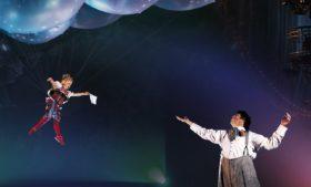 Cirque du Soleil faz apresentação em Dublin