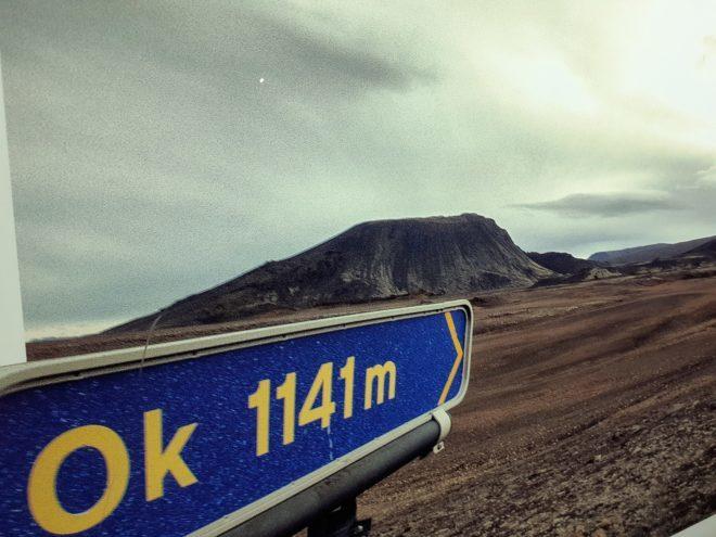 Em 2019, o mundo presenciou a extinção do Glacier Okjökull, um dos mais imponentes da Islândia. Foto: Reprodução