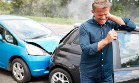 O que fazer em caso de acidente de carro na Irlanda?
