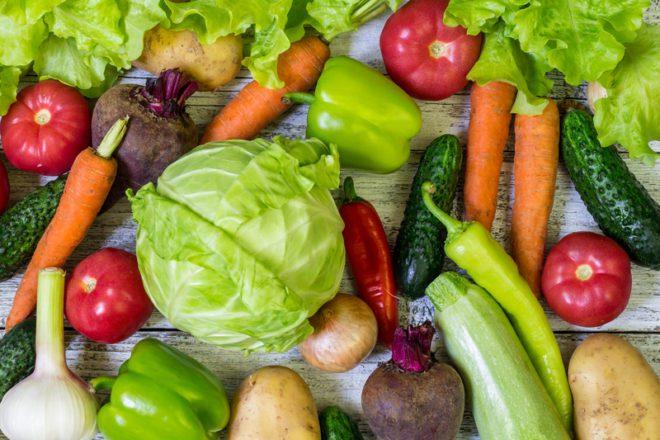A alimentação saudável esta virando tendência no mundo inteiro.© Darya Fedorova Dreamstime.com