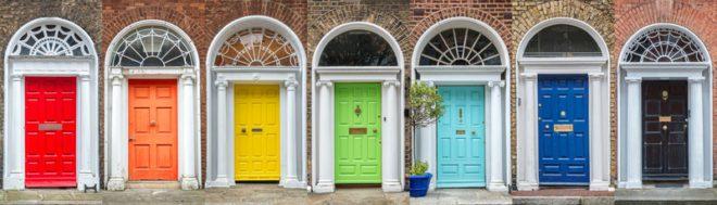 Morar na Irlanda sai em média mil euros por mês.© Delstudio|Dreamstime.com