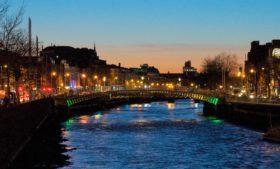 Dublin está entre as 20 capitais mais saudáveis da Europa