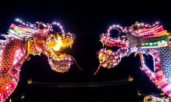 Dublin celebra Ano Novo chinês