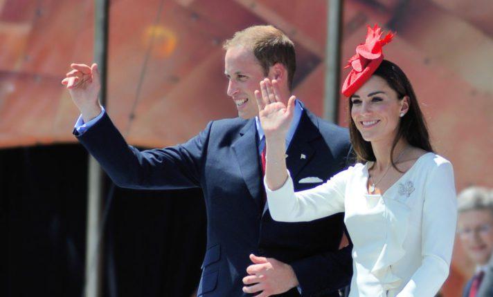 Visita de Kate Middleton e William muda rotina da Irlanda