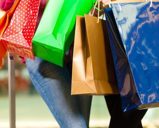 Principais destinos de compras na Europa
