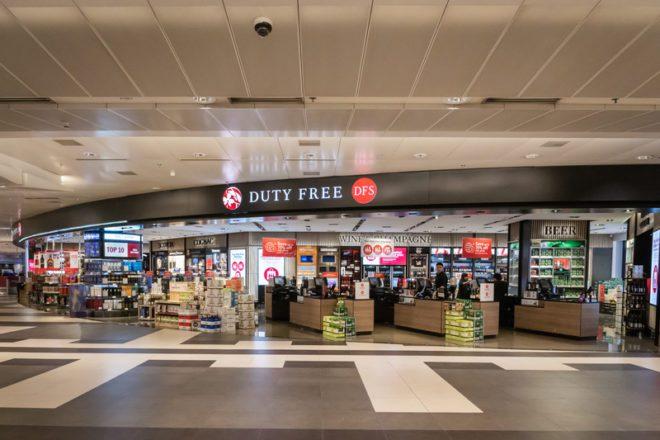 Duty Free de aeroportos da Europa apresentam bons produtos a ótimos preços, principalmente bebidas alcoólicas, perfumes e joias. ©Uskarp|Dreamstime.com