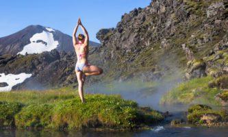 Blue Lagoon e piscinas termais na Islândia