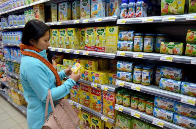 Preços em supermercados de Portugal não são tão acessíveis como em outras redes da Europa.©Murdock2013|Dreamstime.com