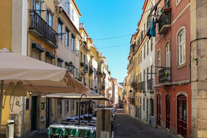 Aluguel de imóveis em Portugal sofreu aumento de 9,2% em 2018. ©Ahfotobox|Dreamstime.com