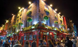 Temple Bar sedia festival de música irlandesa
