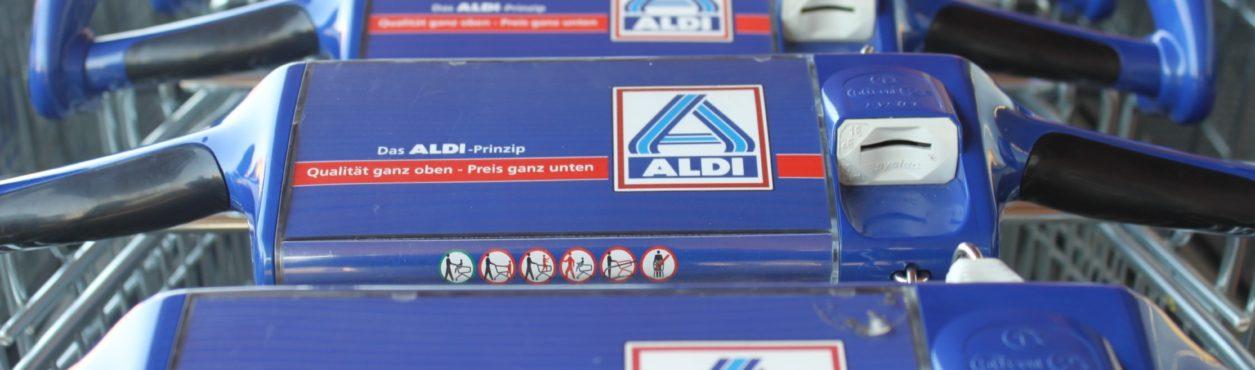 Aldi tem vagas abertas em 21 unidades de Dublin