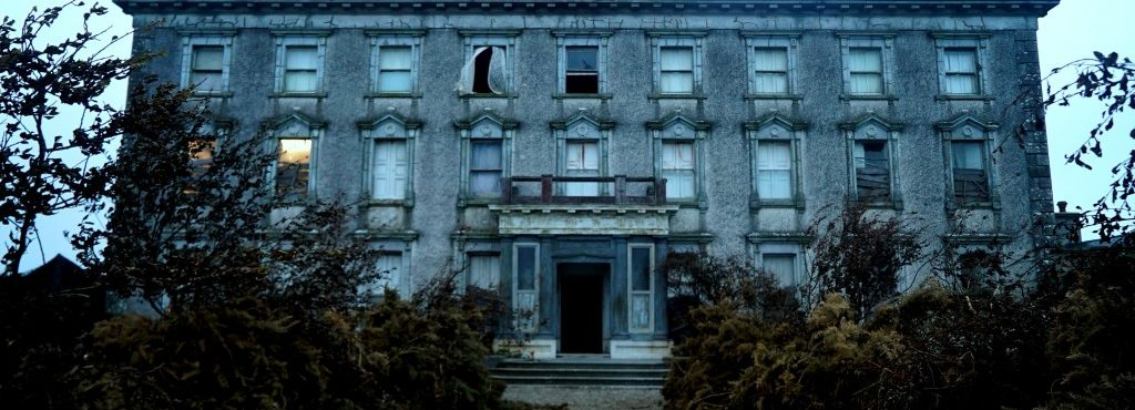 Que tal visitar uma mansão assombrada em Wexford?