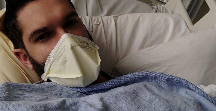 Brasileiro com coronavírus na Irlanda alerta que doença 'não é brincadeira'