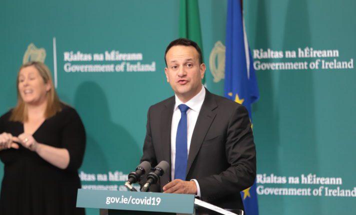 Coronavírus: Irlanda recebe cerca de 400 mil pedidos de auxílio desemprego