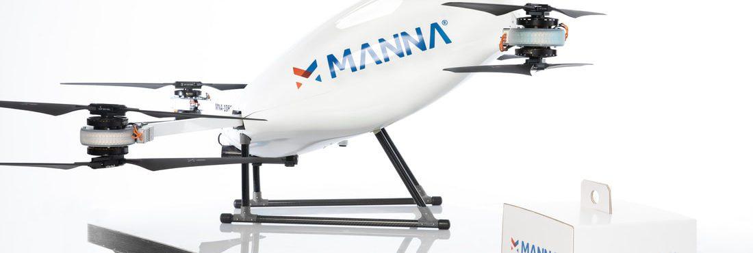 Dublin terá delivery de fast food por drone