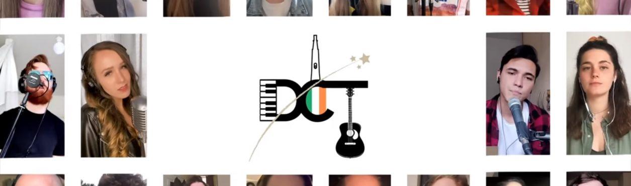 Músicos da Grafton Street fazem 'jam session' online
