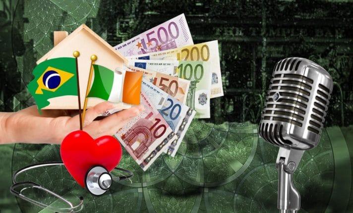 Coisas que não te contam sobre morar na Irlanda – E-Dublincast (Ep. 66)