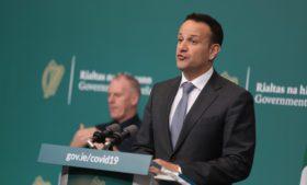 'Lockdown' na Irlanda é estendido para mais três semanas