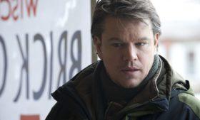 Matt Damon vive quarentena em pequena cidade na Irlanda