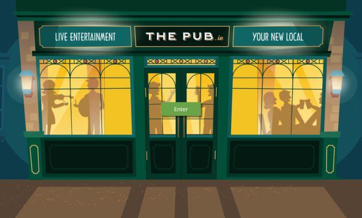 Pub online irlandês é opção de diversão na quarentena