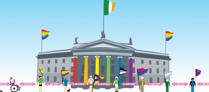 Dublin LGBTQ Pride Parade anuncia eventos online