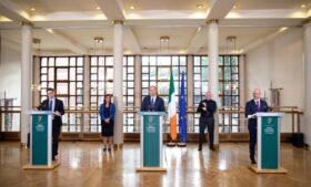 Irlanda dá um passo atrás na flexibilização do lockdown
