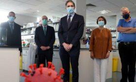 Irlanda investe € 4,8 milhões em pesquisa para vacina contra o Covid-19