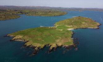 Ilha é vendida por 5,5 milhões de euros na Irlanda