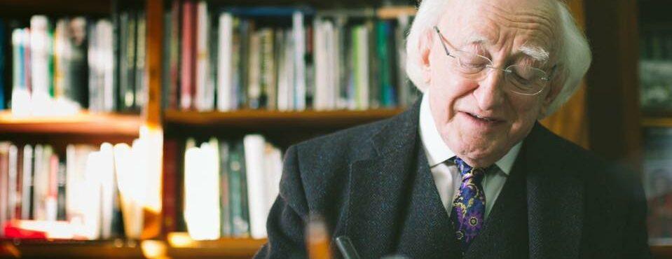 Michael Higgins: conheça o presidente da Irlanda