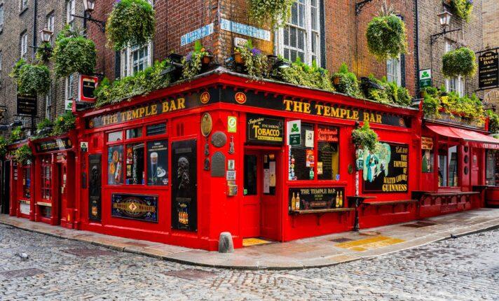 Temple Bar: o bairro mais popular de Dublin