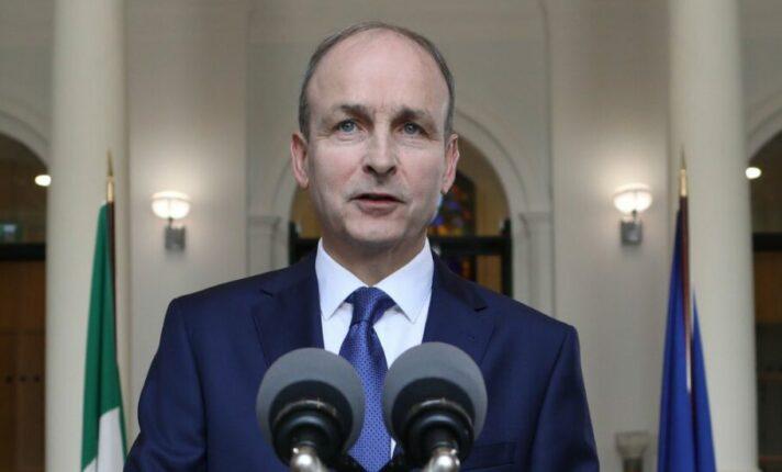 Coronavírus: 'próximos 10 dias serão críticos', diz primeiro-ministro irlandês