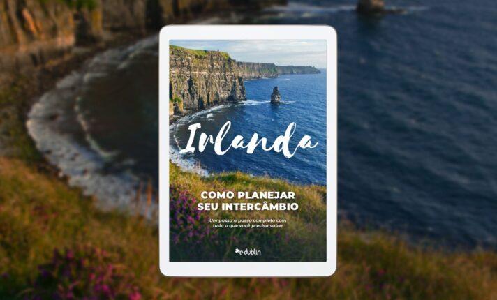 E-Dublin lança eBook completo sobre intercâmbio na Irlanda